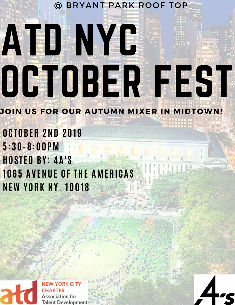 ATD NYC - Events